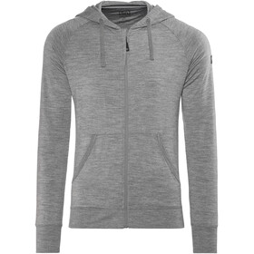 super.natural Essential - Veste Homme - gris